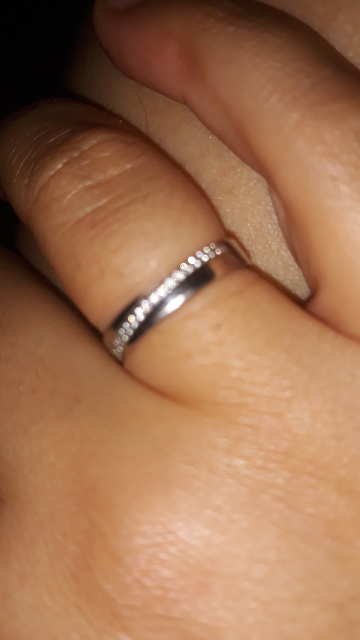 Кольцо подарок от мужа