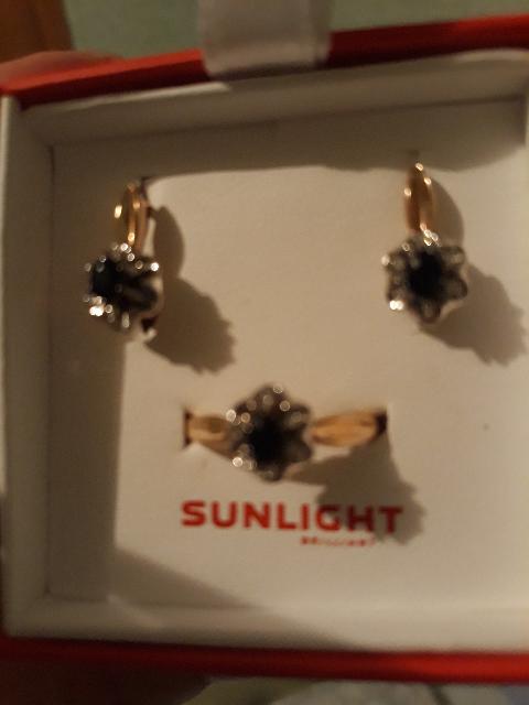 Сапфиры,бриллианты,золото!