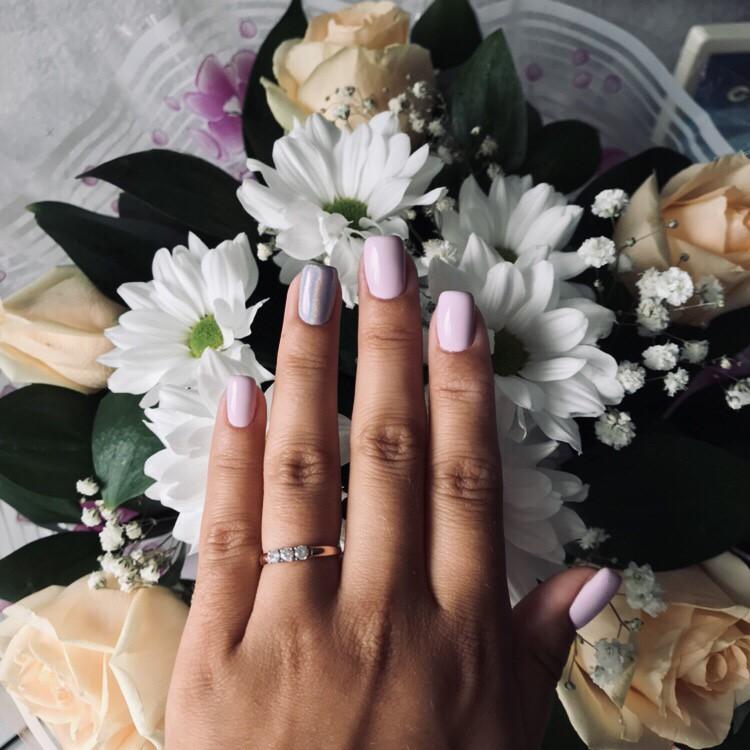 Восхищение в виде кольца!