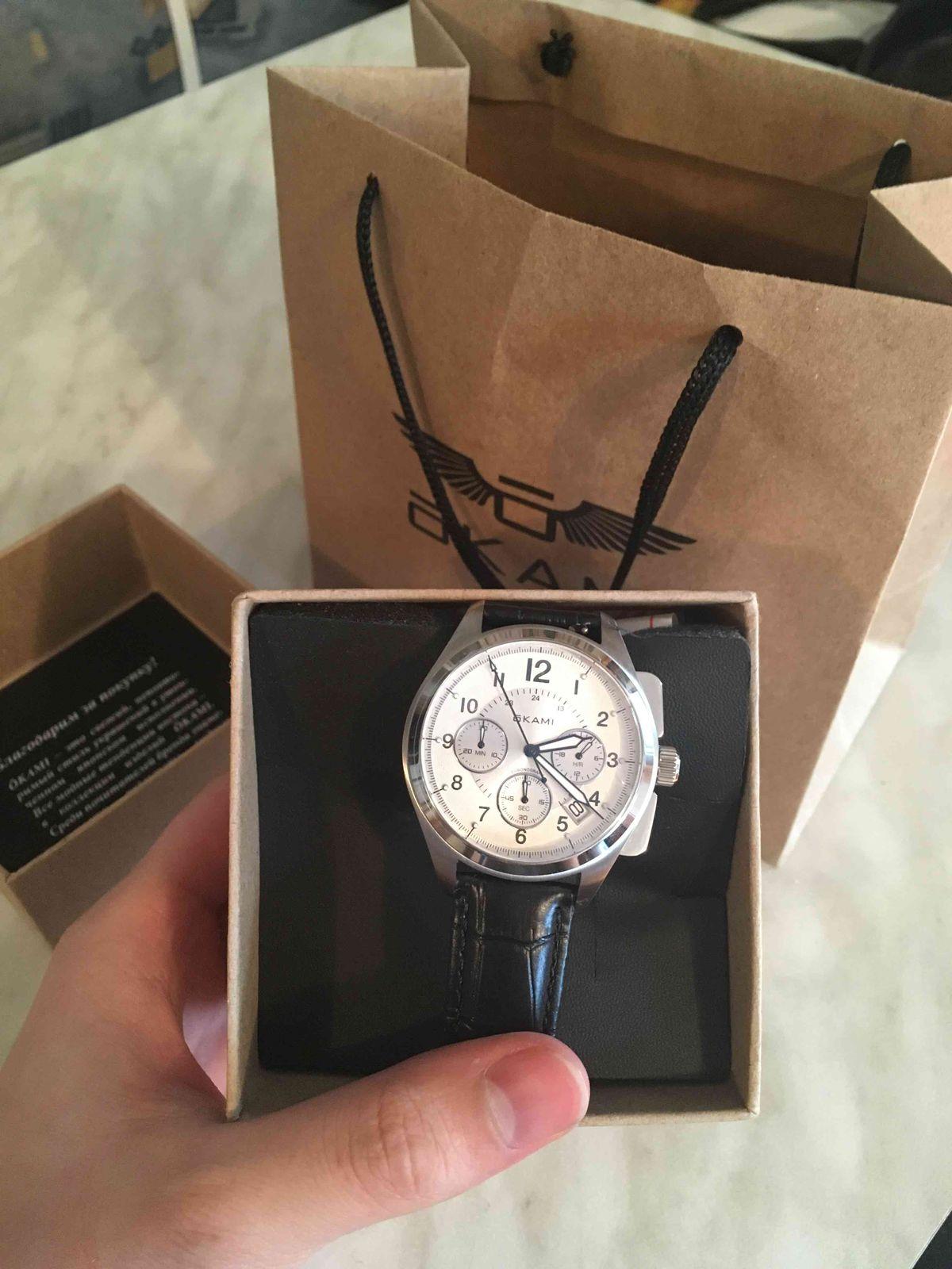 Отличные часы!🔥