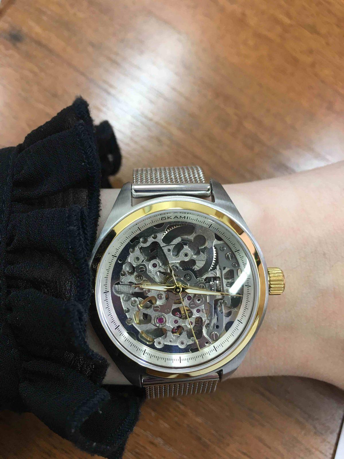 Влюблена в эти часы!