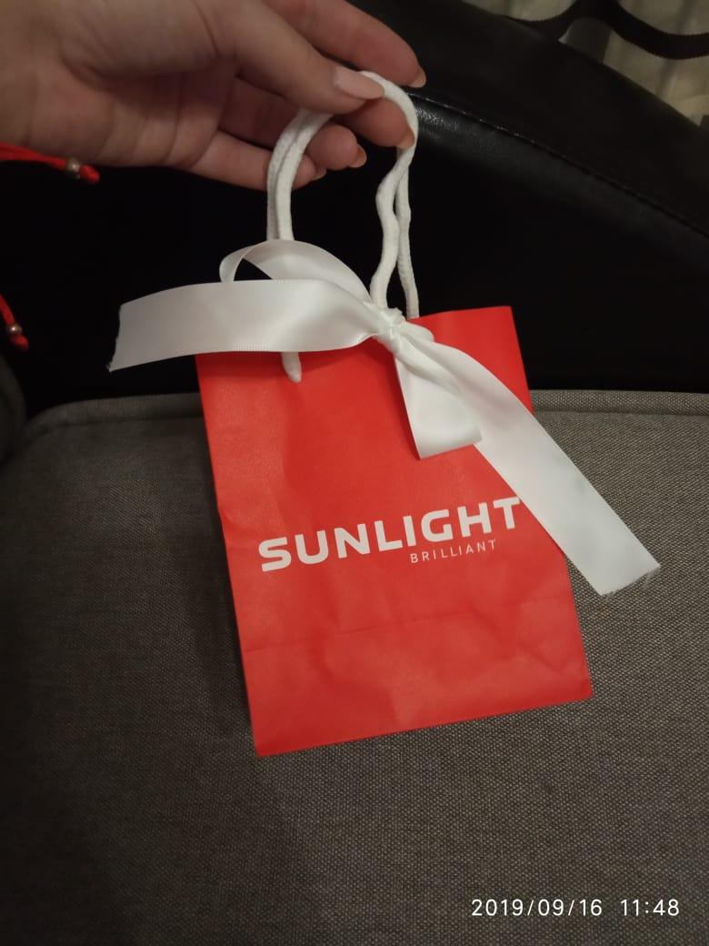 Магазин SUNLIGHT радует своими скидками