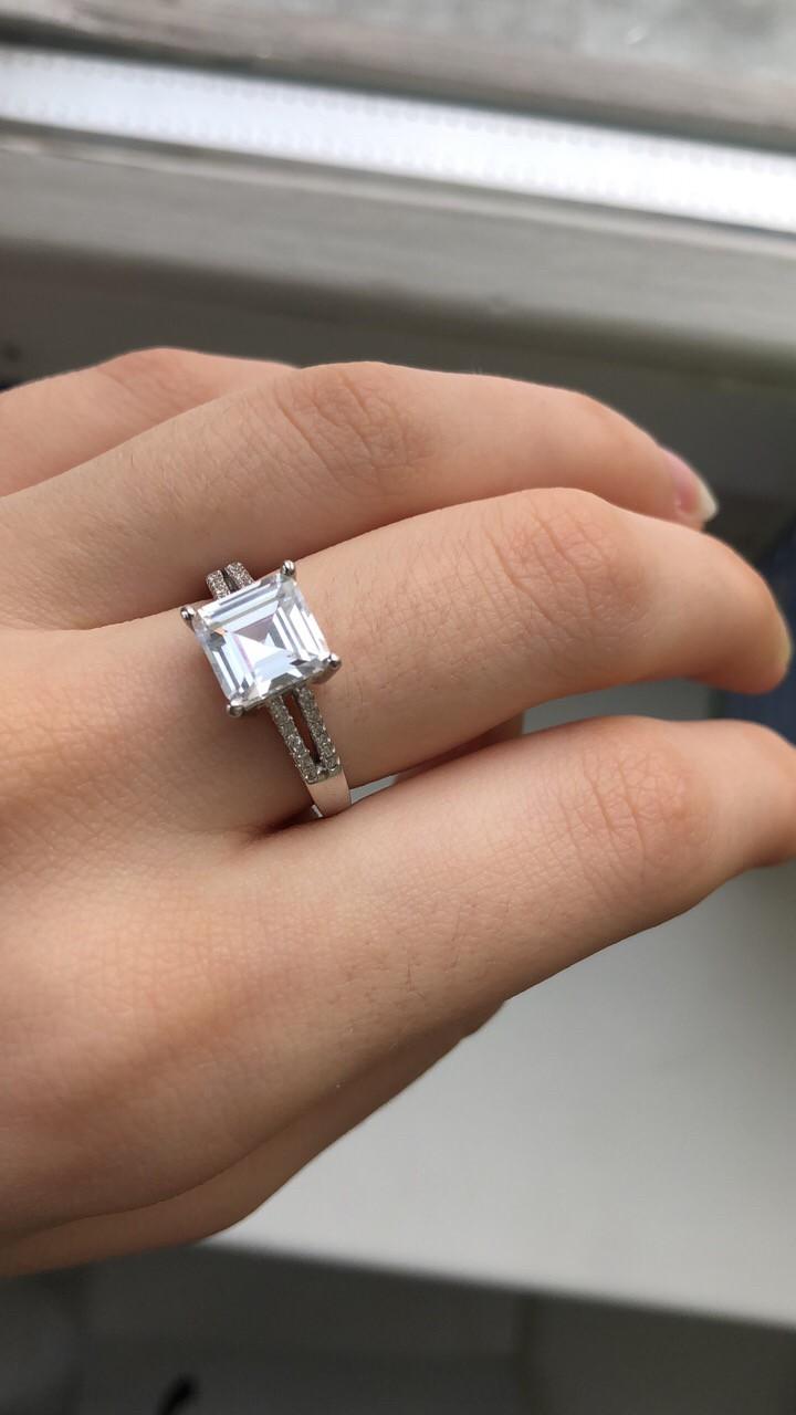 Ослепительное кольцо